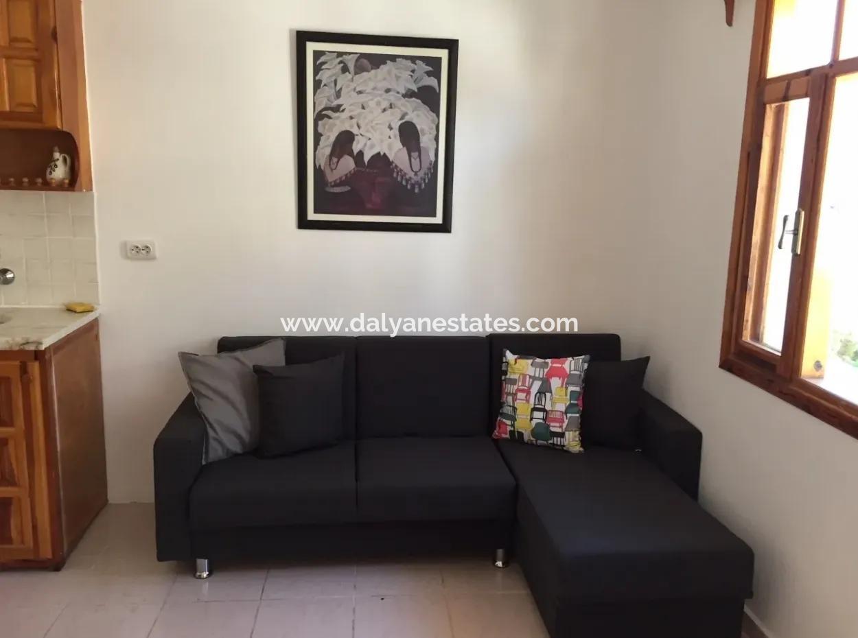 Anil Apartment - One Bedroom Apartment In Gülpinar Dalyan