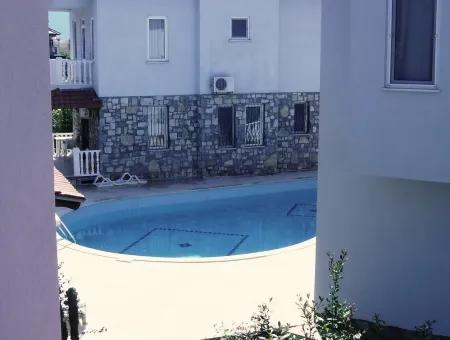 Pearson's Place Three Bedroom Villa  On Lovely Complex Very Close To Town Centre Dalyan