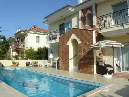 First Floor Apartment In Dalyan